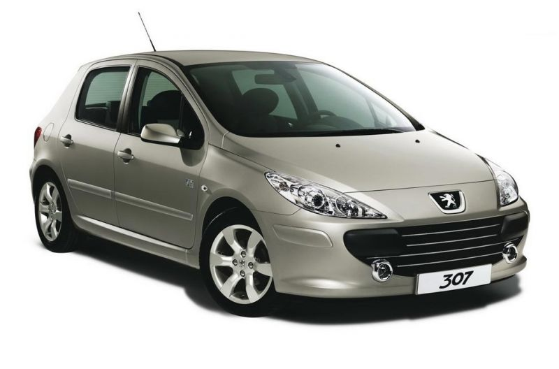 kosmos rent a car in kos peugeot 307 auto kosmos. Black Bedroom Furniture Sets. Home Design Ideas