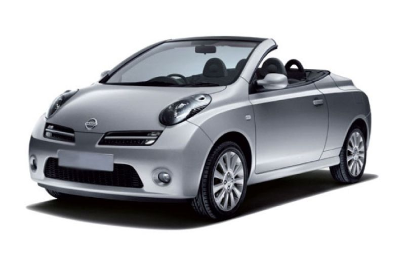 kosmos rent a car in kos nissan micra cabrio kosmos. Black Bedroom Furniture Sets. Home Design Ideas
