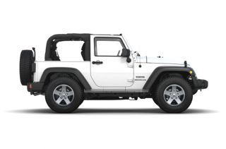 Wrangler Jeep Automatic